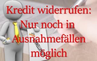 kredit widerrufen beitragsbild