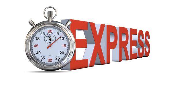 Express-Kreditanfrage